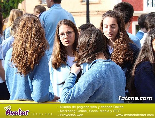 Procesión infantil Colegio La Milagrosa - Semana Santa 2017 - 16