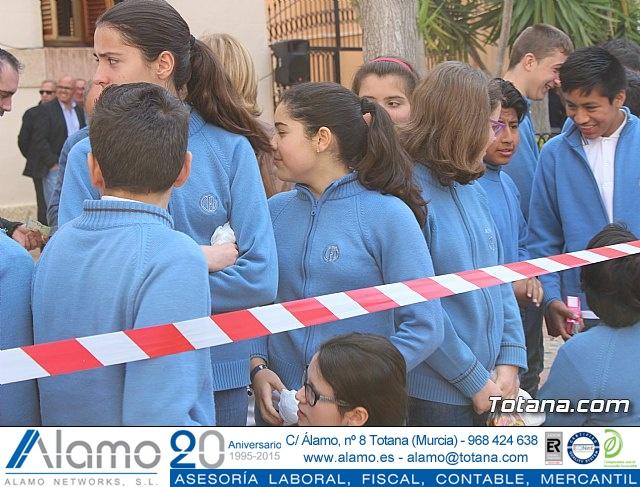 Procesión infantil Colegio La Milagrosa - Semana Santa 2017 - 17