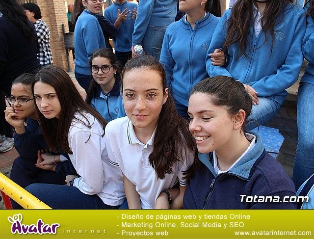 Procesión infantil Colegio La Milagrosa - Semana Santa 2017 - 18
