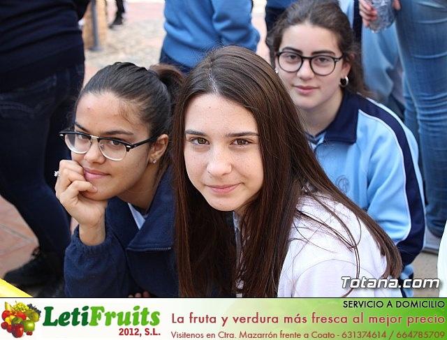 Procesión infantil Colegio La Milagrosa - Semana Santa 2017 - 19