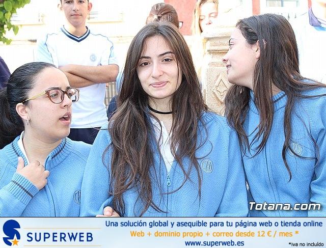 Procesión infantil Colegio La Milagrosa - Semana Santa 2017 - 21