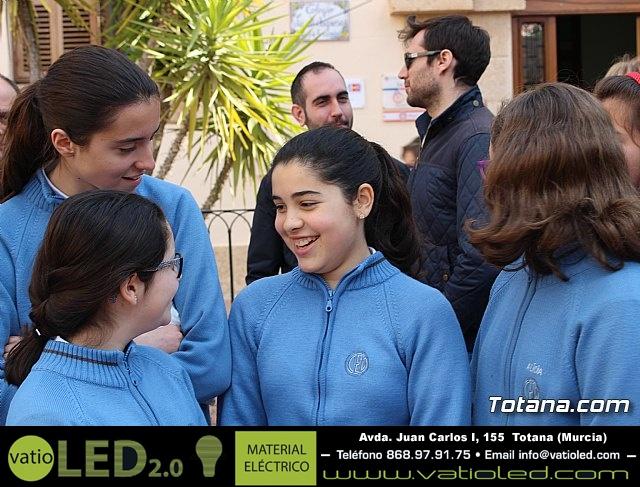 Procesión infantil Colegio La Milagrosa - Semana Santa 2017 - 23