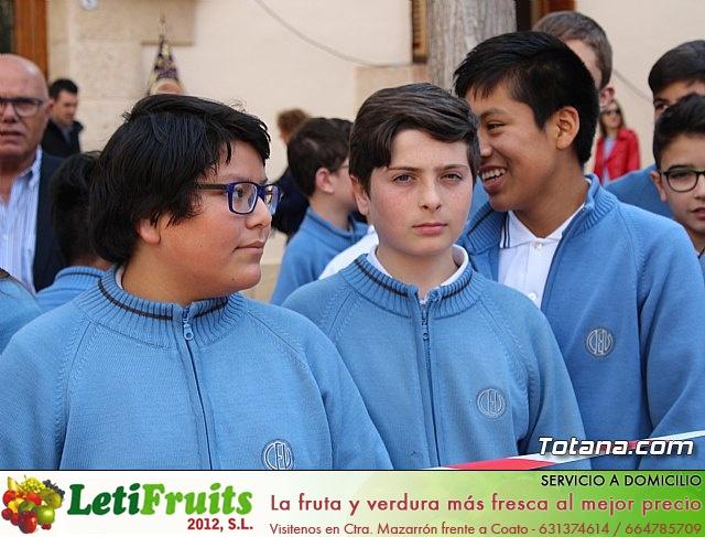 Procesión infantil Colegio La Milagrosa - Semana Santa 2017 - 24