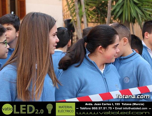 Procesión infantil Colegio La Milagrosa - Semana Santa 2017 - 25