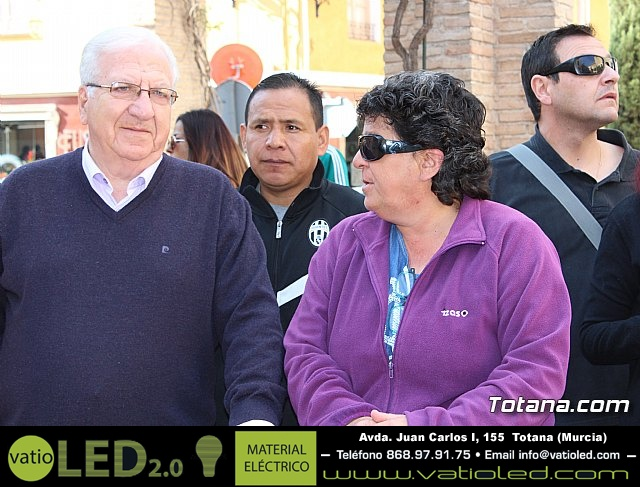 Procesión infantil Colegio La Milagrosa - Semana Santa 2017 - 26