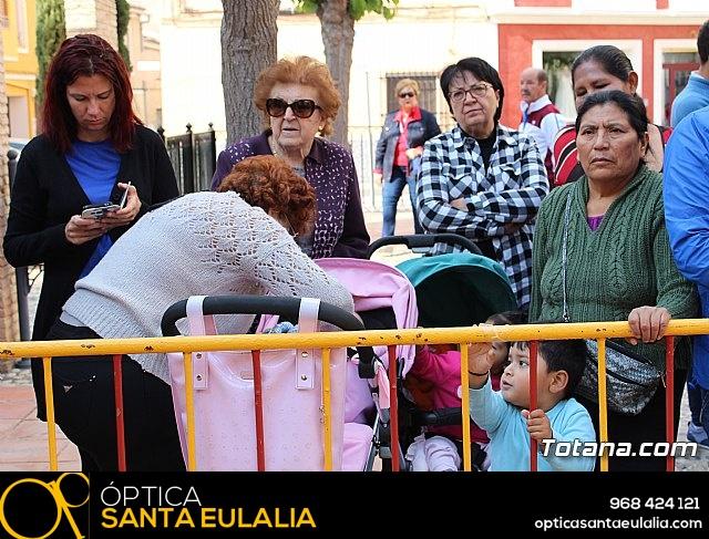 Procesión infantil Colegio La Milagrosa - Semana Santa 2017 - 27