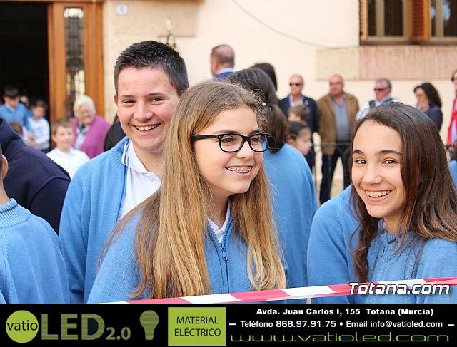 Procesión infantil Colegio La Milagrosa - Semana Santa 2017 - 28