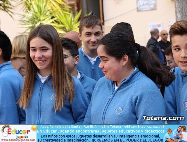 Procesión infantil Colegio La Milagrosa - Semana Santa 2017 - 29