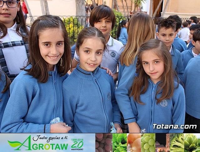 Procesión infantil Colegio La Milagrosa - Semana Santa 2017 - 30