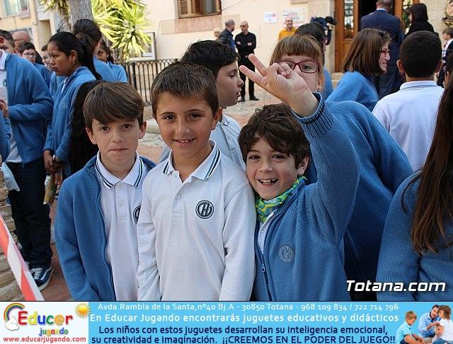 Procesión infantil Colegio La Milagrosa - Semana Santa 2017 - 31