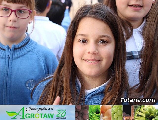 Procesión infantil Colegio La Milagrosa - Semana Santa 2017 - 32
