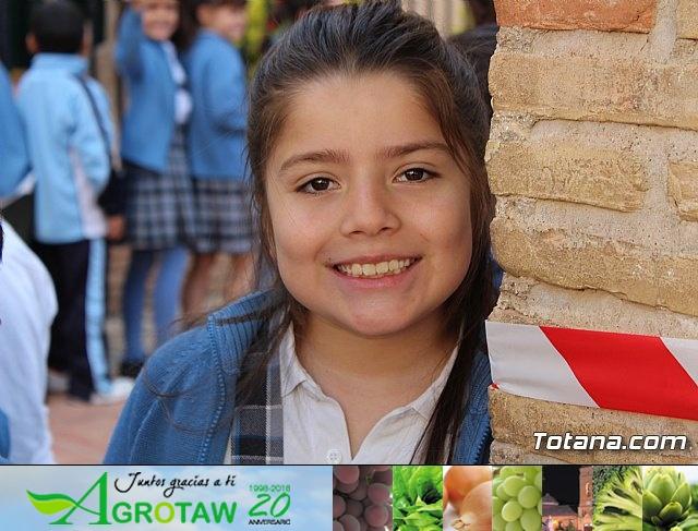 Procesión infantil Colegio La Milagrosa - Semana Santa 2017 - 33