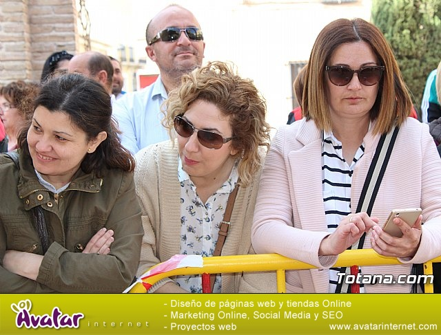Procesión infantil Colegio La Milagrosa - Semana Santa 2017 - 35