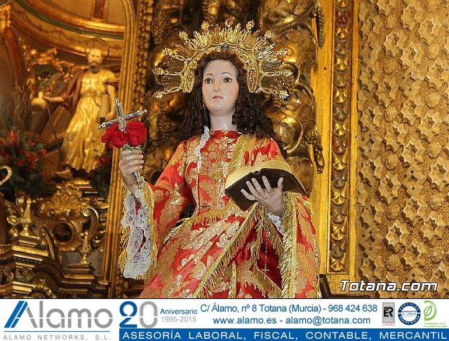 Santa Misa, Día de la Inmaculada Concepción, con la presencia de Santa Eulalia. 8 diciembre 2020 - 1
