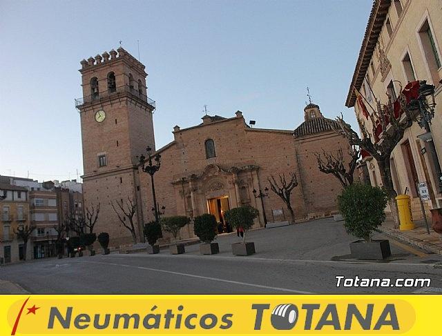 Santa Misa, Día de la Inmaculada Concepción, con la presencia de Santa Eulalia. 8 diciembre 2020 - 2