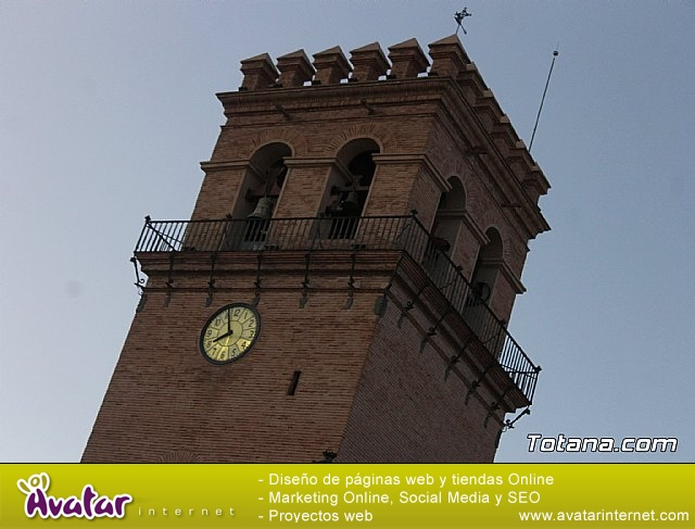 Santa Misa, Día de la Inmaculada Concepción, con la presencia de Santa Eulalia. 8 diciembre 2020 - 3