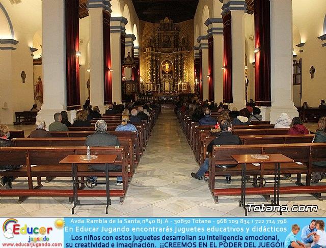 Santa Misa, Día de la Inmaculada Concepción, con la presencia de Santa Eulalia. 8 diciembre 2020 - 5