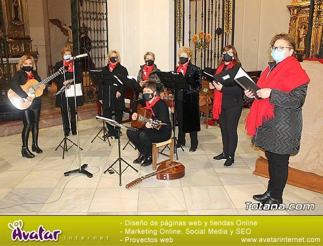 Santa Misa, Día de la Inmaculada Concepción, con la presencia de Santa Eulalia. 8 diciembre 2020 - 7