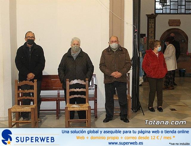 Santa Misa, Día de la Inmaculada Concepción, con la presencia de Santa Eulalia. 8 diciembre 2020 - 15