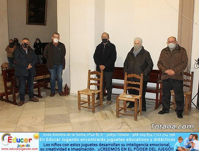 Santa Misa, Día de la Inmaculada Concepción, con la presencia de Santa Eulalia. 8 diciembre 2020 - 16