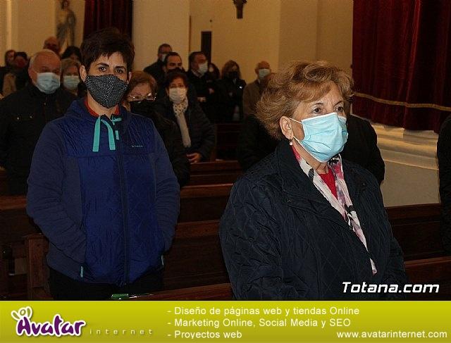 Santa Misa, Día de la Inmaculada Concepción, con la presencia de Santa Eulalia. 8 diciembre 2020 - 30