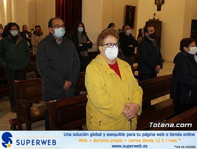 Santa Misa, Día de la Inmaculada Concepción, con la presencia de Santa Eulalia. 8 diciembre 2020 - 32