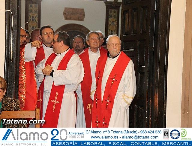El obispo de la diócesis de Cartagena preside la misa en la festividad de la Patrona de Totana, Santa Eulalia de Mérida - 2016 - 11