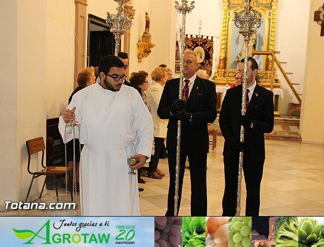 El obispo de la diócesis de Cartagena preside la misa en la festividad de la Patrona de Totana, Santa Eulalia de Mérida - 2016 - 16