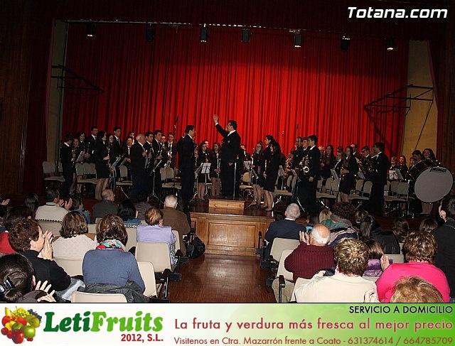 Concierto de la Agrupación Musical de Totana y la Coral Santiago - Fiestas de Santa Eulalia 2013 - 1