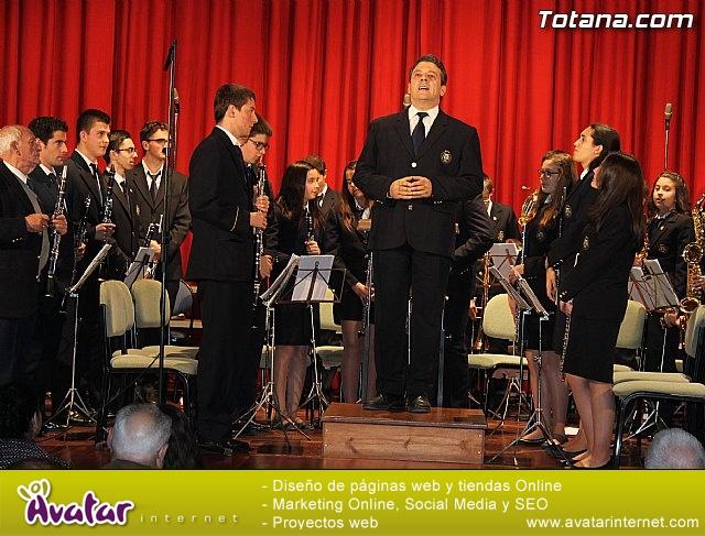 Concierto de la Agrupación Musical de Totana y la Coral Santiago - Fiestas de Santa Eulalia 2013 - 3