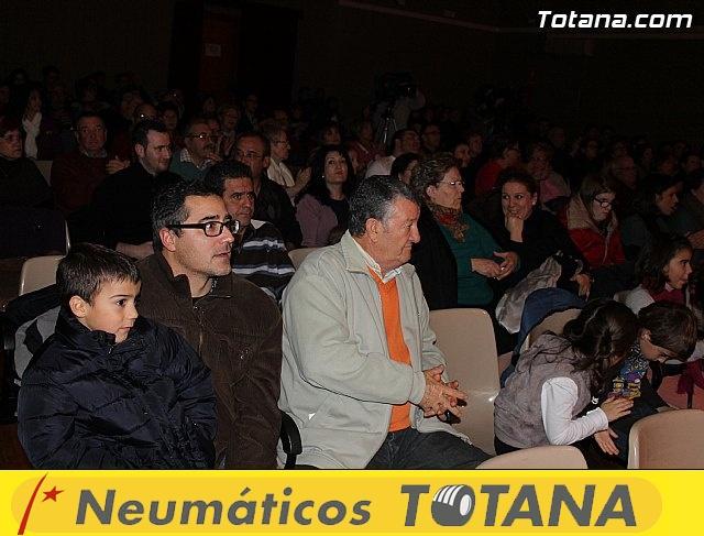Concierto de la Agrupación Musical de Totana y la Coral Santiago - Fiestas de Santa Eulalia 2013 - 7