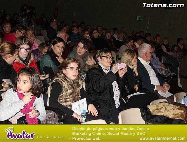 Concierto de la Agrupación Musical de Totana y la Coral Santiago - Fiestas de Santa Eulalia 2013 - 8
