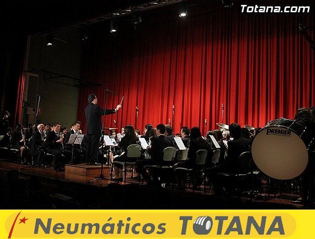 Concierto de la Agrupación Musical de Totana y la Coral Santiago - Fiestas de Santa Eulalia 2013 - 10