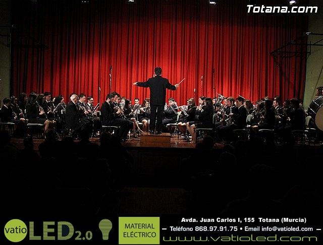 Concierto de la Agrupación Musical de Totana y la Coral Santiago - Fiestas de Santa Eulalia 2013 - 11