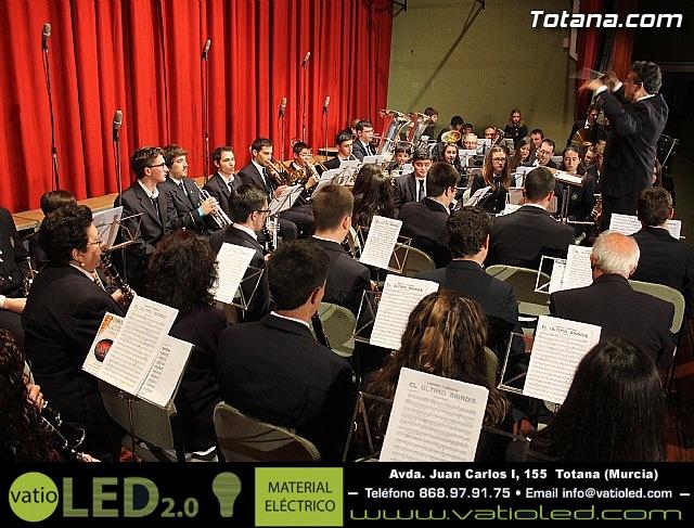 Concierto de la Agrupación Musical de Totana y la Coral Santiago - Fiestas de Santa Eulalia 2013 - 12