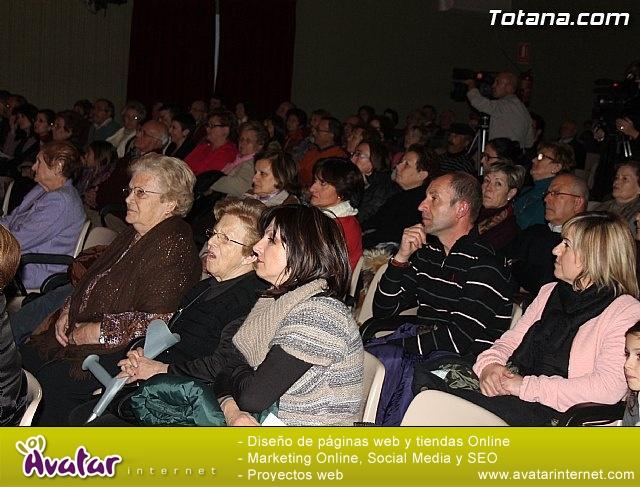Concierto de la Agrupación Musical de Totana y la Coral Santiago - Fiestas de Santa Eulalia 2013 - 14
