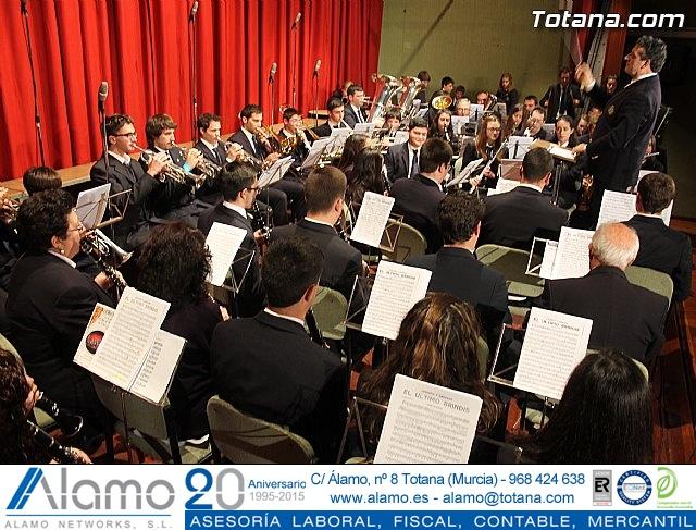 Concierto de la Agrupación Musical de Totana y la Coral Santiago - Fiestas de Santa Eulalia 2013 - 15