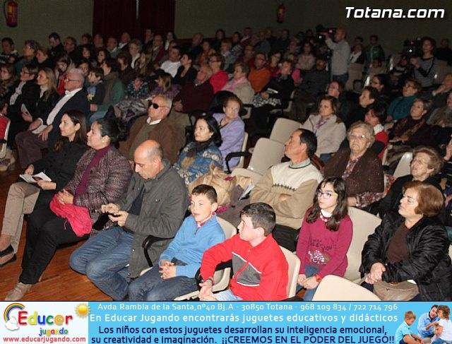Concierto de la Agrupación Musical de Totana y la Coral Santiago - Fiestas de Santa Eulalia 2013 - 16