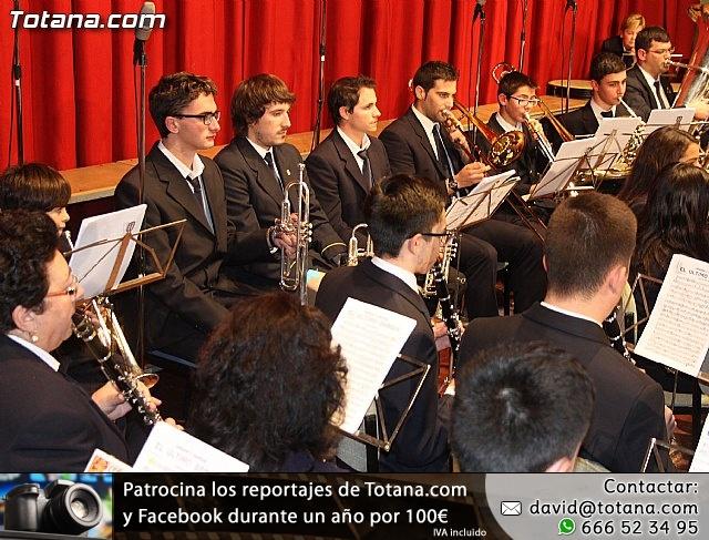 Concierto de la Agrupación Musical de Totana y la Coral Santiago - Fiestas de Santa Eulalia 2013 - 17