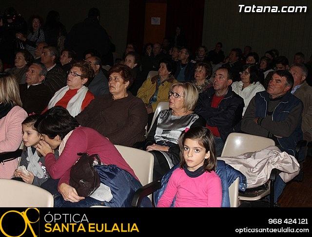 Concierto de la Agrupación Musical de Totana y la Coral Santiago - Fiestas de Santa Eulalia 2013 - 18