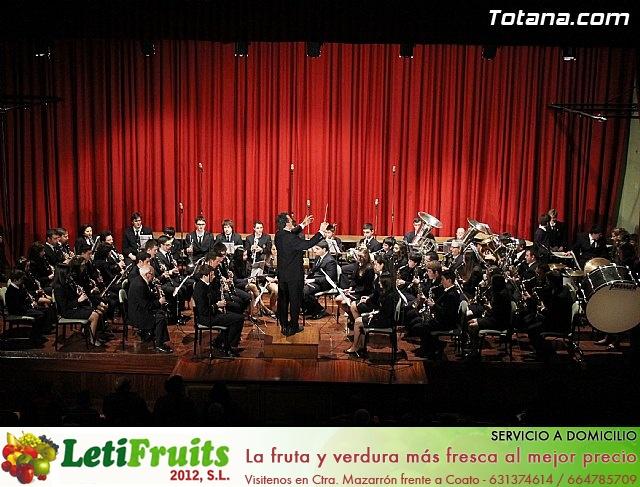 Concierto de la Agrupación Musical de Totana y la Coral Santiago - Fiestas de Santa Eulalia 2013 - 20