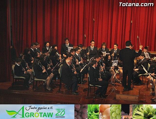 Concierto de la Agrupación Musical de Totana y la Coral Santiago - Fiestas de Santa Eulalia 2013 - 22