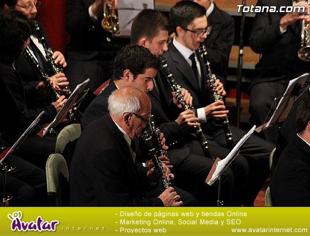 Concierto de la Agrupación Musical de Totana y la Coral Santiago - Fiestas de Santa Eulalia 2013 - 25