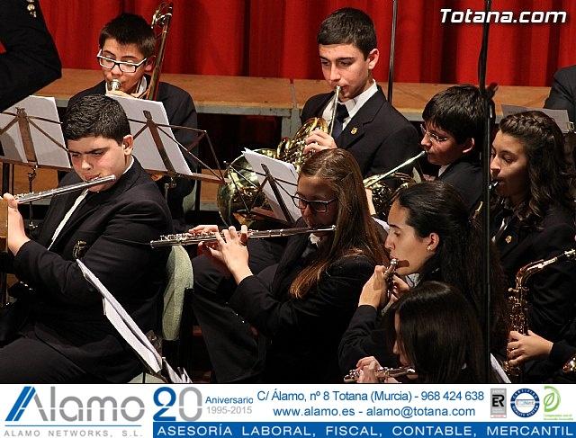 Concierto de la Agrupación Musical de Totana y la Coral Santiago - Fiestas de Santa Eulalia 2013 - 29