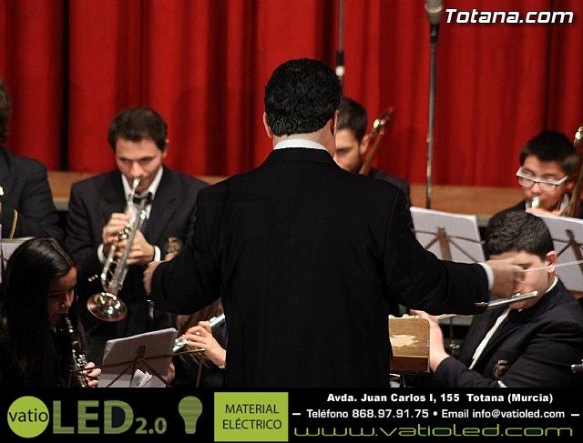 Concierto de la Agrupación Musical de Totana y la Coral Santiago - Fiestas de Santa Eulalia 2013 - 30