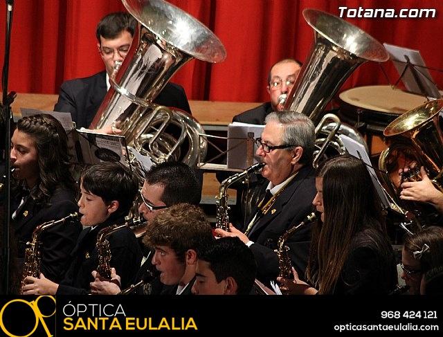Concierto de la Agrupación Musical de Totana y la Coral Santiago - Fiestas de Santa Eulalia 2013 - 32