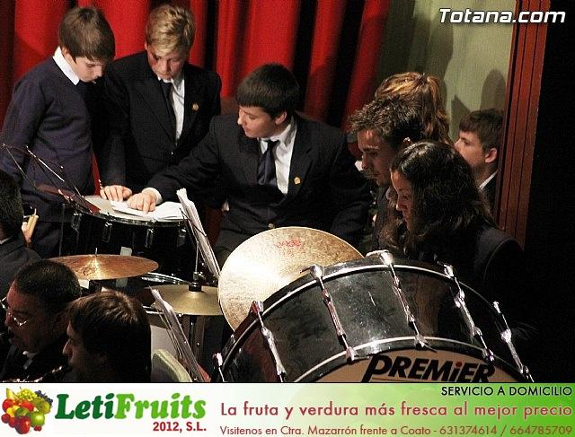 Concierto de la Agrupación Musical de Totana y la Coral Santiago - Fiestas de Santa Eulalia 2013 - 34