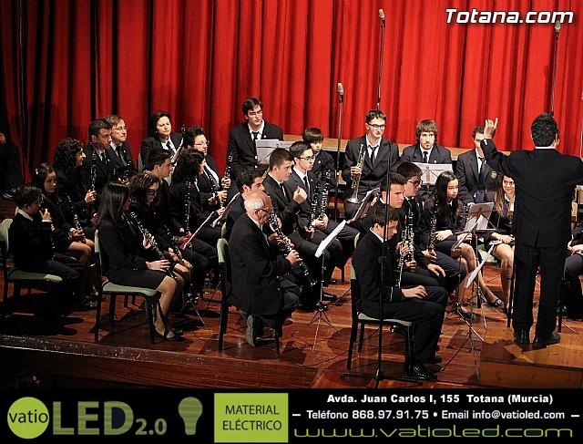 Concierto de la Agrupación Musical de Totana y la Coral Santiago - Fiestas de Santa Eulalia 2013 - 36