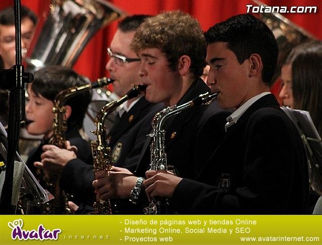 Concierto de la Agrupación Musical de Totana y la Coral Santiago - Fiestas de Santa Eulalia 2013 - 38