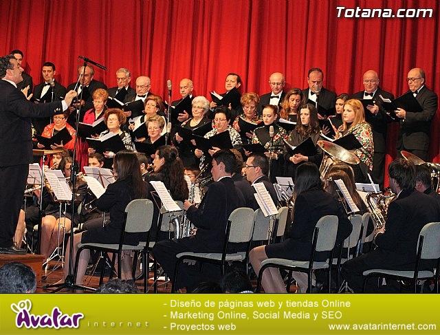 Concierto de la Agrupación Musical de Totana y la Coral Santiago - Fiestas de Santa Eulalia 2013 - 69